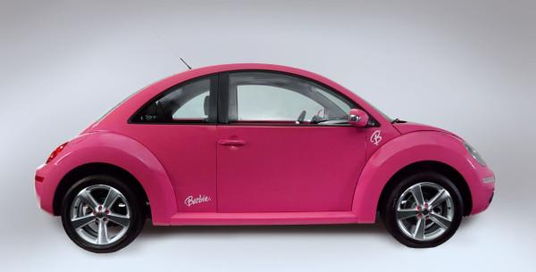 Volkswagen-Beetle-Pink